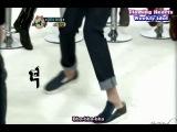 120218 Teen Top ღ Weekly Idol 1 [рус. саб]
