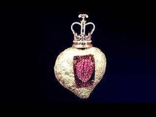 Пульсирующее сердце по эскизу Сальвадора Дали