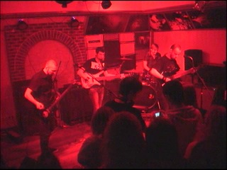 My Idiotic Dream - Live in art-cafe Underground (г. Сумы) 24.02.2013 - Часть 1