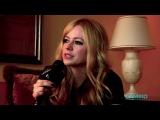 Avril Lavigne о клипе Rock N Roll