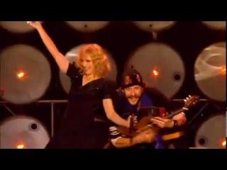 Gogol Bordello)))Мадона и друзья-цыгане)))