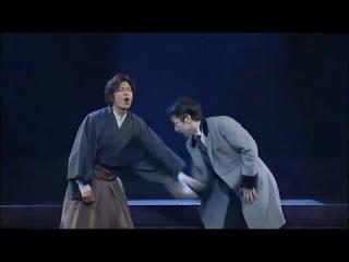 Камикава Такая. Отрывок из спектакля