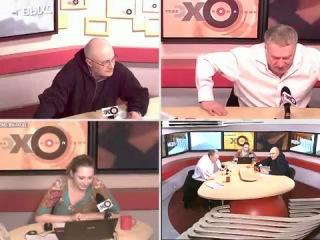 Жириновский матерится в прямом эфире Радио ЭХО Москвы