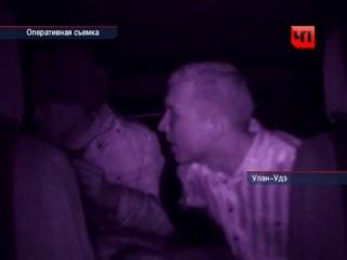Двое пьяных товарищей избили друг друга в салоне патрульной машины