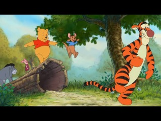 Winnie the Pooh: Springtime with Roo / Винни Пух: Весенние денёчки с малышом Ру (in English)