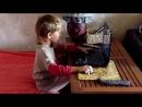 Братуха-убийца ноутбука