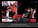 Tokio Hotel - Phooson Interview - Phoenix (12.05.08) (с русскими субтитрами)