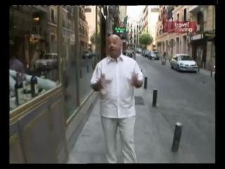 Дикие блюда: Испания / Bizarre Foods: Spain (2006)