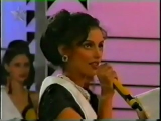 Femina Miss India 1994 - Sushmita Sen Vs. Aishwarya Rai