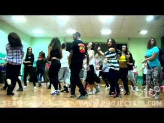 Project818 Sean Bankhead — Day 1, Class 1   St Petersburg, Family Dance Studio — 05 Sean Bankhead