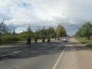 Закрытие мотосезона 2011 Псков