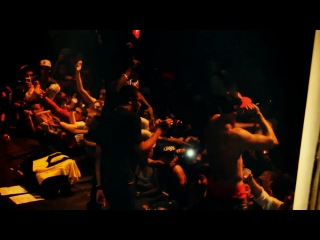 BOOBA LUNATIC WORLD TOUR (EXCLU) BAKEL CITY GANG PANAME -- REAL CITY TV -- AUTOPSIE 4