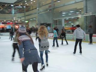 танцы На катке март2012