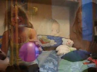 Алина Солопова) Самое первое видео Алины :*
