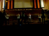мы танцуем электро денс Я,Танюшка,Вика,Саша,Илья и Кирилл.