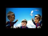 Barça toons FC Barcelona-Real Madrid 5-0