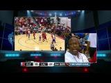 Кливленд-ЛА Лейкерс Летняя лига НБА(13.07.13) 1 ПОЛОВИНА