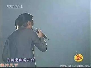 Nicholas Tse, 谢霆锋-谢谢你的爱1999因为爱所以29