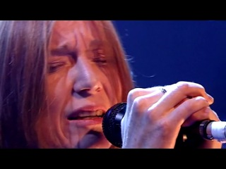 Beth gibbons and rustin man - tom the model (2002-10-25 later with jools holland)