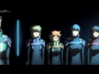 Космический робот: Величественный Принц | Ginga Kikoutai Majestic Prince - 5 (05) серия с озвучкой [Manaoki-kun]-[animep.ru] vk
