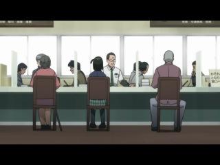 Soredemo Machi wa Mawatteiru / А город всё цветет 12 серия