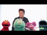 Bruno Mars - Don't Give Up (Sesame Street)