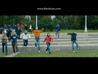 Околофутбола - Драка с Динамо отрывок из фильма