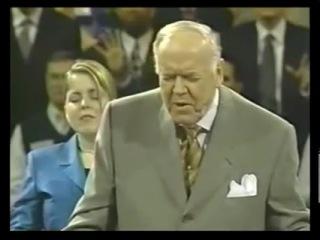 'ТАК ГОВОРИТ Господь ...'- пророчествует Кеннет Хейгин