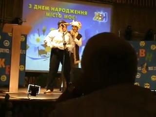 КВН-2011 - Детский сад - Приветствие