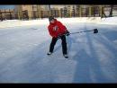 Hockey tricks on ice хоккейные финты г.Климовск,video-report 2011-2012 season