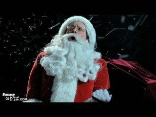 Пьяная рождественская история \ Drunk History Christmas (2011, США, Funny or Die; читает Аллан МакЛеод; в ролях: Райан Гослинг, Джим Керри, Ева Мендес)