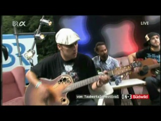 Emil Bulls - When God Was Sleeping (Live & Unplugged vor dem Taubertal Festival 2010)