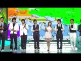 [PERF] SNSD (Taeyeon) ft. Super Junior - The child song (27th MBC Creative Child Song/2009.05.05)