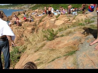 Cliffdiving