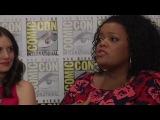 Comic Con 2012 - Joel McHale, Gillian Jacobs, Alison Brie and Yvette Nicole Brown talk 'Community'
