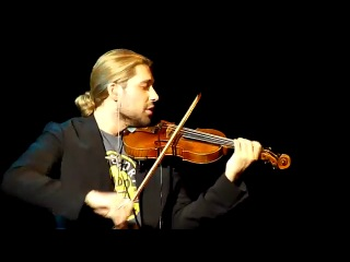 David Garrett - Cry me a river (скрипка)
