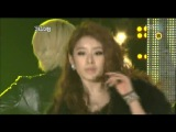 111229 Video - Jiyeon @ SBS Gayo Daejun - Beyonce Run the world