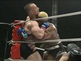 Kevin Randleman vs Mirko (Cro Cop) Filipovic [PRIDE - Total Elimination 2004] 25.04.2004
