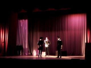 Спектакль: Чума на обы ваших дома(Анатомический театр СГМУ)
