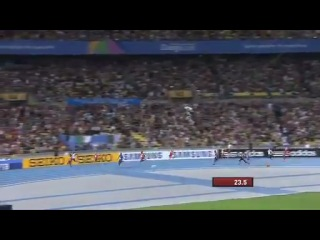 4x100 Metres Relay Men Final - Daegu 2011