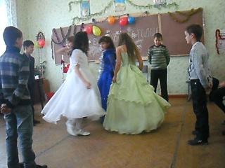 Наш вальс на новый год))