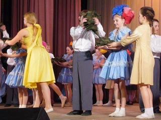 Народный театр танца -