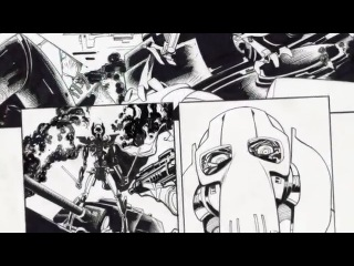 Star Wars Art: Comics - Promo Video