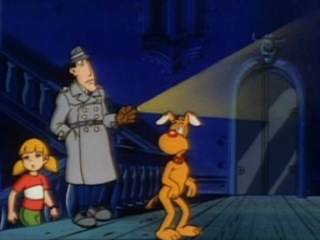 Inspector Gadget 108 Haunted Castle Dimension