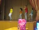 Наш танец(хип-хоп,хаус,вакинг)