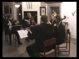 Вебер - Квинтет для кларнета и струнного квартета си-бемоль мажор, op.34