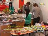 [2010] Нелли, Никита и Надя ужинают (ночной эфир, 4.01.10).