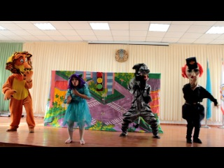 Театр кукол Айжан Мадагаскар