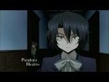 Pandora Hearts / Сердца Пандоры - 11 серия [Noir]