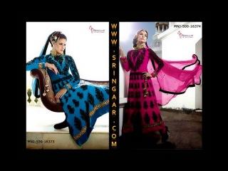 Saree, Salwar Suits and Lehenga at www.sringaar.com